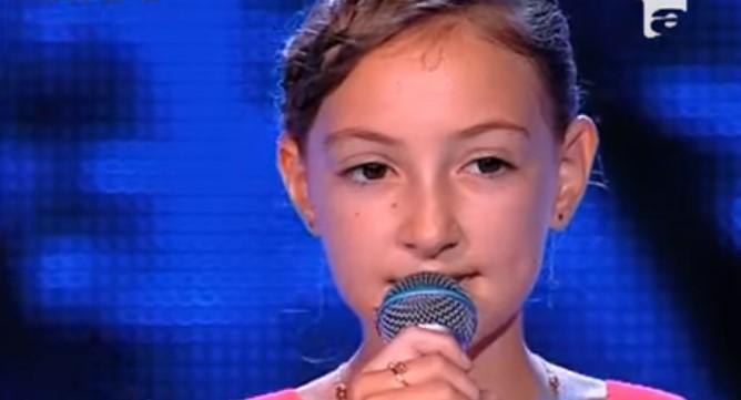 Това изпълнение стана световен хит! Насладете се на гласа на това 12-годишно момиченце! (ВИДЕО)