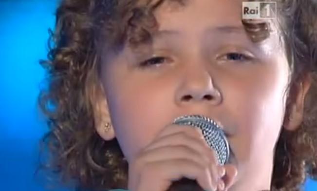 Вижте прекрасното изпълнение на 11-годишната внучка на големия Лучано Павароти! Определено е впечатляващо!! (ВИДЕО)