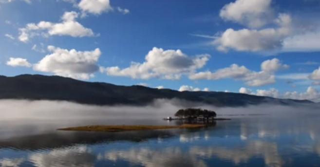 Българската природа е вечна! Ето колко красива е родината ни! (ВИДЕО)