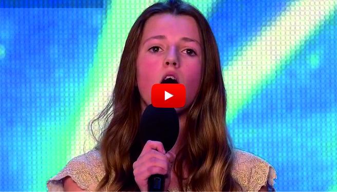 Съдиите останаха БЕЗ ДУМИ, когато това 12-годишно момиченце реши да пее песен на Уитни Хюстън! (ВИДЕО)