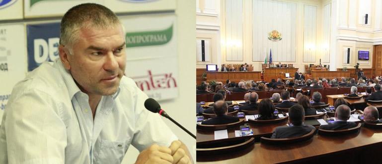 Марешки уплаши българските политици с писмото си: Започва референдум!