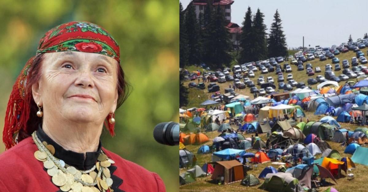 """Легендарната Валя Балканска: """"Няма да участвам повече на Роженския събор"""" (ВИДЕО)"""