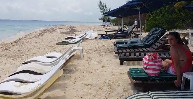 Вижте какво накара този мъж да разпореди на плажуващите да се махнат от плажа! (ВИДЕО)
