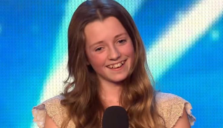 Съдиите останаха удивени, когато това 12-годишно момиченце реши да пее песен на Уитни Хюстън! (ВИДЕО)