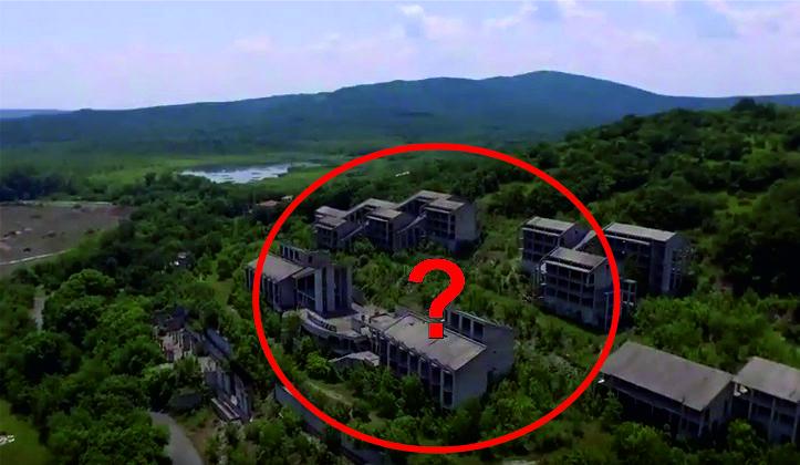 Сещате ли се кое е това място? Прочетете и разберете за този незавършен проект и неговата интересна история!