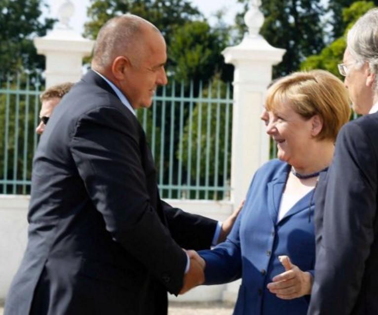 Борисов Меркел