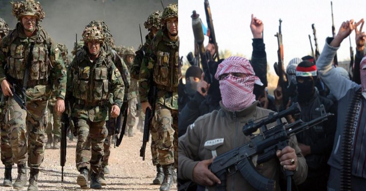 Ислямска държава враг