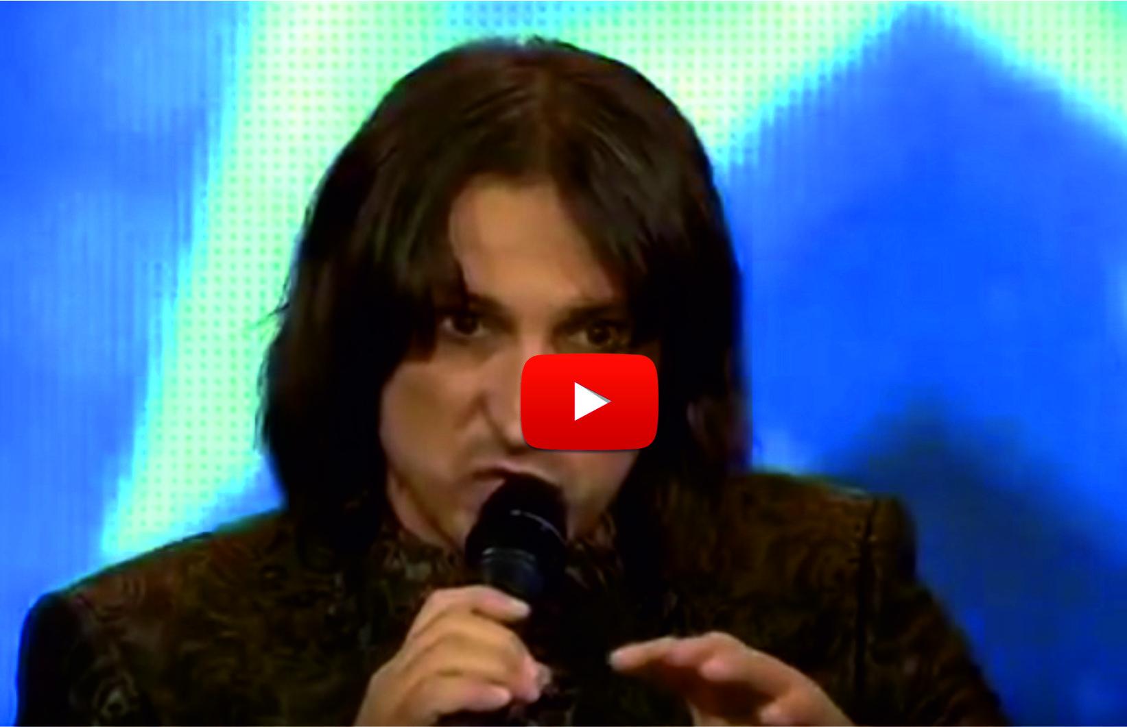 СЕНЗАЦИЯ! По КАКЪВ начин този мъж успя да смае съдиите и публиката. Вместо да започне да пее, той направи нещо УНИКАЛНО! (ВИДЕО)