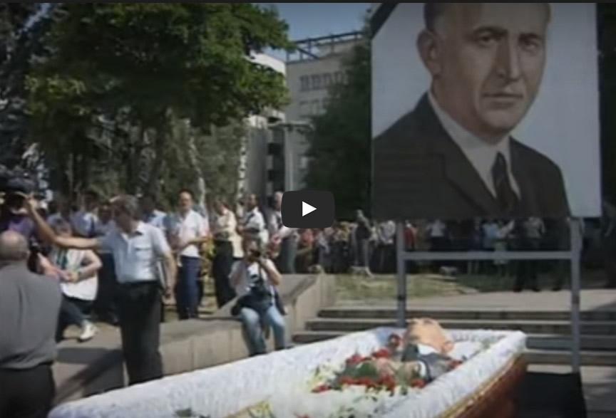 ДНЕС почина ТОДОР ЖИВКОВ! Едва ли друг български ПОЛИТИК ще има такова погребение… (АРХИВНО ВИДЕО)