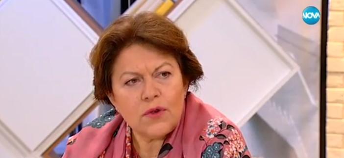 Татяна Дончева влиза в кандидат-президентската битка: Който се е хванал на хорото, трябва да го играе!