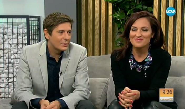 Ново амплоа: Ани Цолова и Виктор Николаев с роли във филм. Ето къде ще можем да ги гледаме! (ВИДЕО)