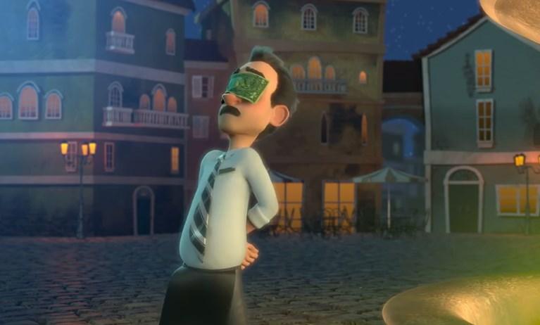 Страхотен талант! Българин покори Холивуд с анимация, в четвъртък му връчват престижна награда! (ВИДЕО)