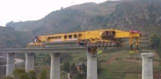 изграждане на мост