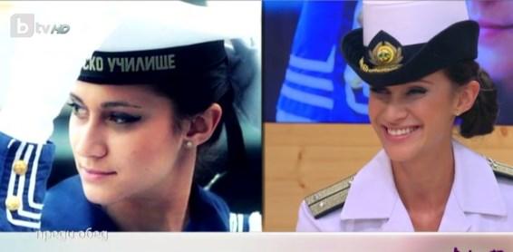 Красивото лице на българския флот: Какво накара тази хубавица да се отдаде на морето и да загърби изкушаваща кариера (СНИМКИ)