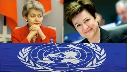Циркът е пълен! Кристалина смени Бокова за ООН, вижте как светът се смее на политиците ни