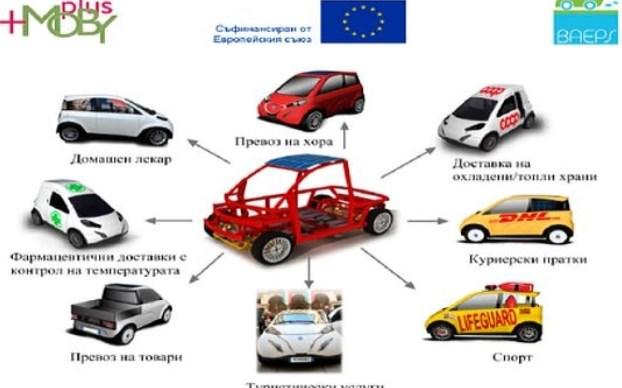 Скоро в България: Ще произвеждаме евтин и практичен електромобил