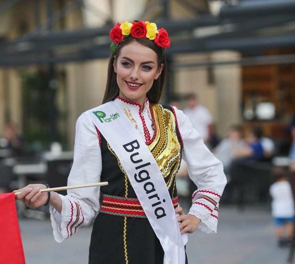 Гордост: Българка покори света в конкурс за красота. Ето с какъв коз победи жестоката конкуренция