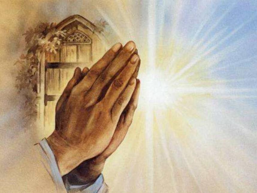 Опитайте се да не прекъсвате разпространяването на тази молитва за лечение