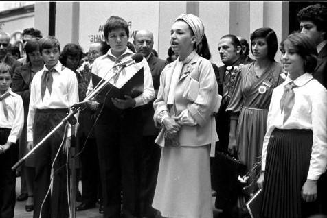 """Помните ли асамблеята """"Знаме на мира""""? Вижте как България изненадващо си спечели уважението на ООН и ЮНЕСКО (ВИДЕО и СНИМКИ)"""