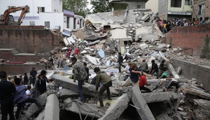 Учените в паника: Апокалипсис в Истанбул, градът рухва до основи