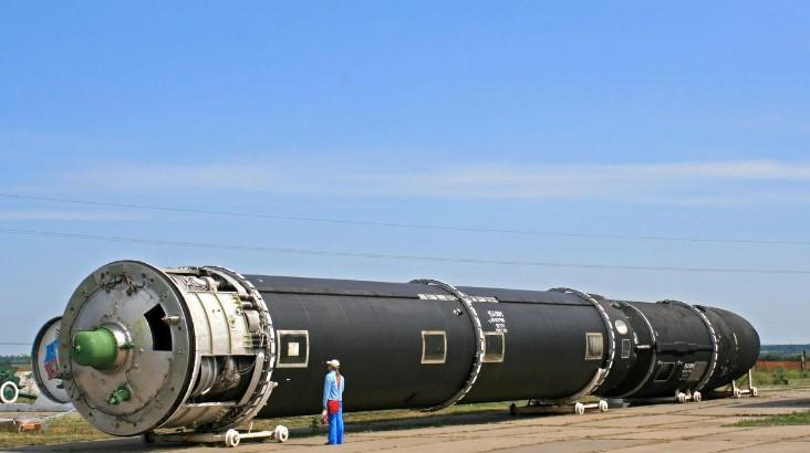 Русия създаде бомба, която може да унищожи 2 пъти Великобритания! Англичаните са в паника