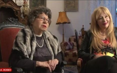 Пълен резил! Ровят в личния живот на Стоянка Мутафова, докато великата актриса покорява Америка на 94
