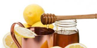 мед лимон и чесън