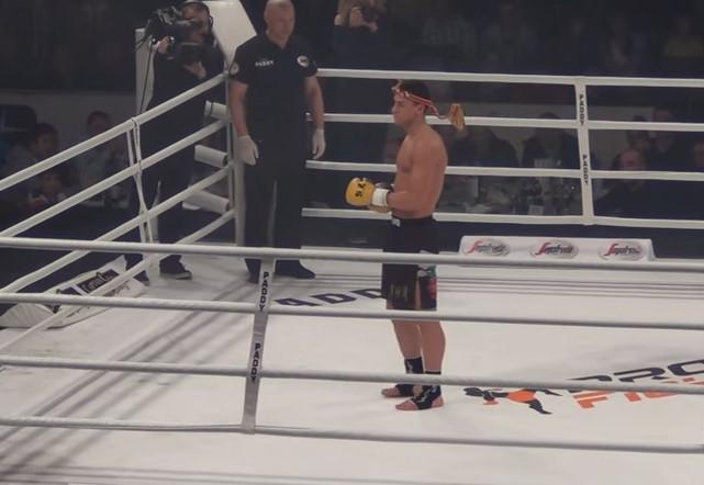 Боец от Бургас стана европейски шампион със счупено ребро. Вижте как натри носа и на любимец на Рамзан Кадиров