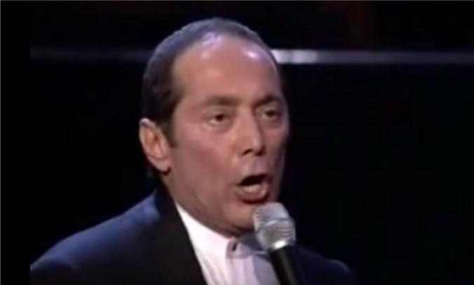 Ще настръхнете, когато чуете великолепната песен на Пол Анка! Поздрав за старите пушки! (ВИДЕО)