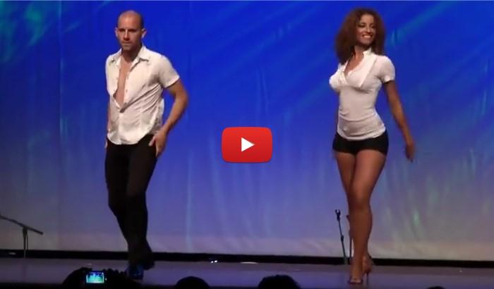 """Това изпълнение на доминикански танц, наречен """"Бачата"""" накара МИЛИОНИ хора да бъдат очаровани! (ВИДЕО)"""