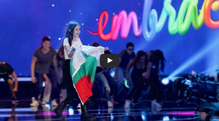 ПО-ДОБРА ДОРИ ОТ КРИСИЯ! Нашето момиче Лидия ОБРА ОВАЦИИТЕ на детската Евровизия! В МОМЕНТА Е НА ПЪРВО МЯСТО… (ВИДЕО)