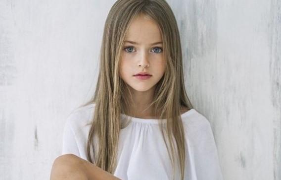 Това е 9-годишно руско момиче най-красивото дете в света! Но в социалните мрежи има и злоба…прочетете защо