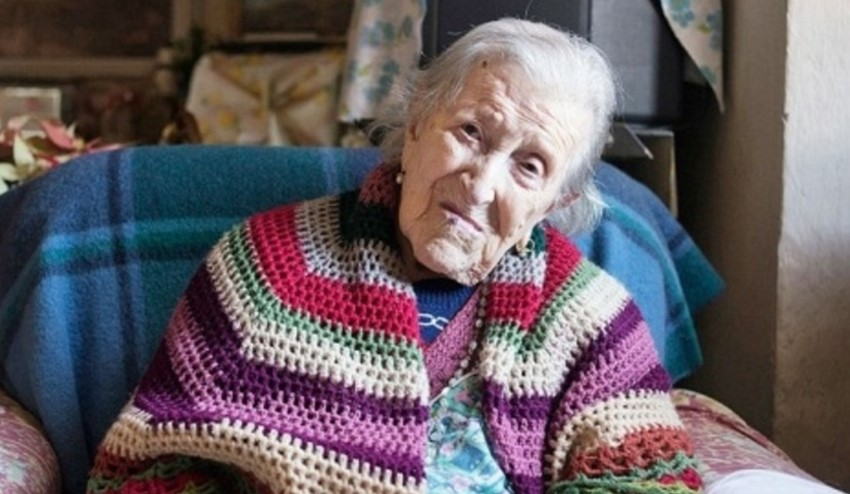 Най-старата жена в света със сензационно разкритие за храната, която трябва да ядем! Четете внимателно