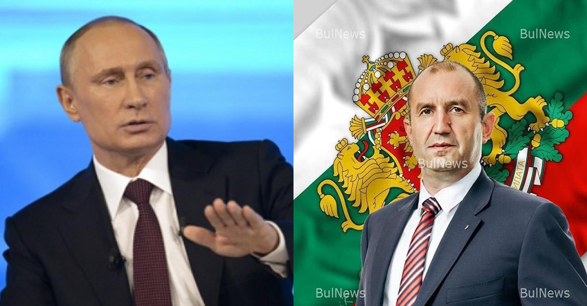 Съдбовно за България! Путин проговори за новия ни президент и българо-руската дружба