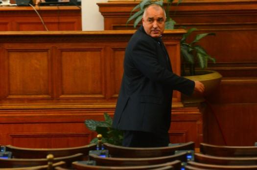 Бойко Борисов матира служебното правителство: Само някой да посмее да влезе в парламента