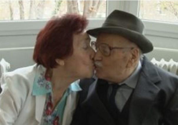 Любовта победи! 94-годишният Васил и 86-годишната Гинка се ожениха след 40 години раздяла