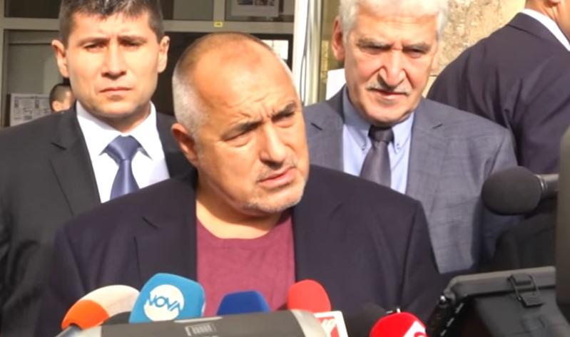 Бойко заплаши политическия елит и всички българи: Ако изгубим балотажа, ще подам оставка (ВИДЕО)
