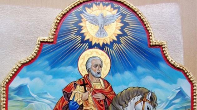 Днес почитаме покровителя на българското семейство. Той избрал в името на Христа да живее със зверове