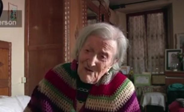 Най-възрастната жена в света днес има рожден ден! Вижте на колко години стана тя (ВИДЕО)