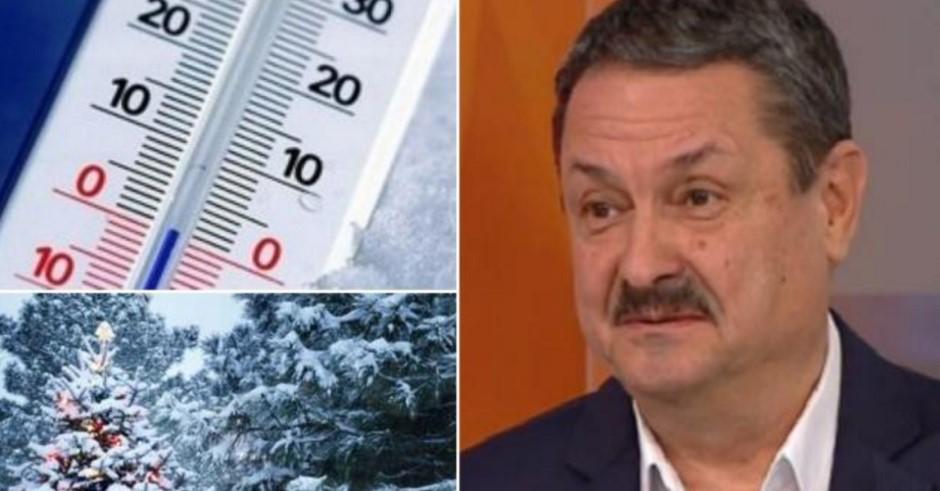 Климатологът Рачев обяви каква ударна аномалия ни е сполетяла и съобщи отлична новина за зимата!