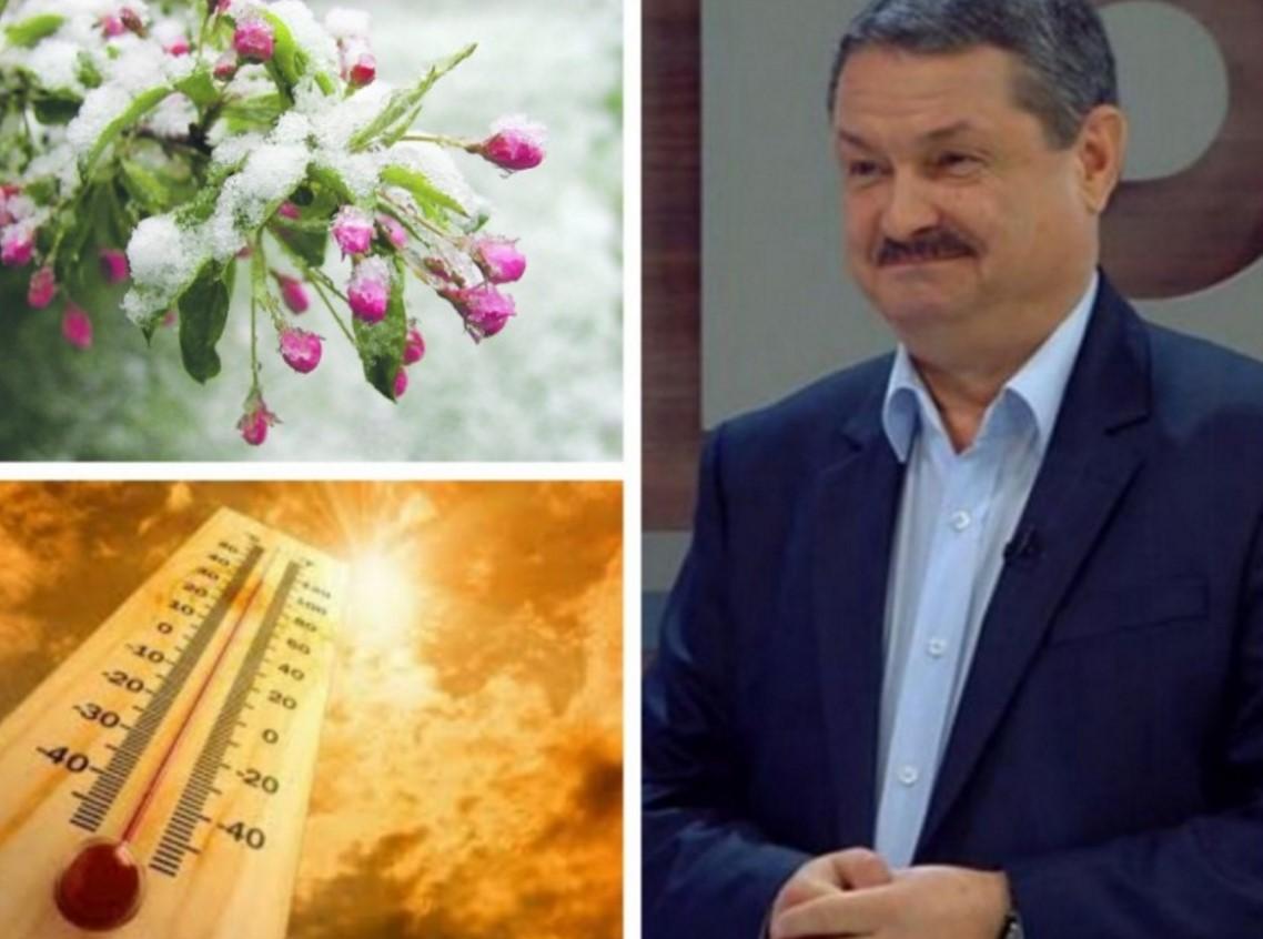 Доц. Георги Рачев посочи какви аномалии ще има през месец май в България и разкри кога времето ще става за море