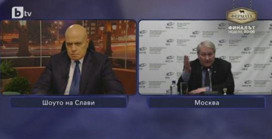 Ген. Решеткников пред Слави: Ще съдя Корнелия Нинова, обиден съм. Тя дойде на срещата в хотела ми (ВИДЕО)