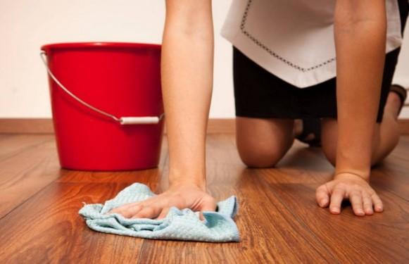 Важно за всяка домакиня! Ето как да сложим край на чистенето по цял ден