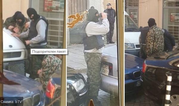 Нещо се случва в София! Службите са на крак. Задействат спешен план, СТРУПВАТ ТЕЖКА ТЕХНИКА И ПОЛИЦИЯ НА…