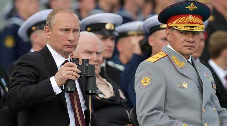 Путин тропна по масата: По-силни сме от всеки агресор. Сравниха НАТО с Нацистка Германия