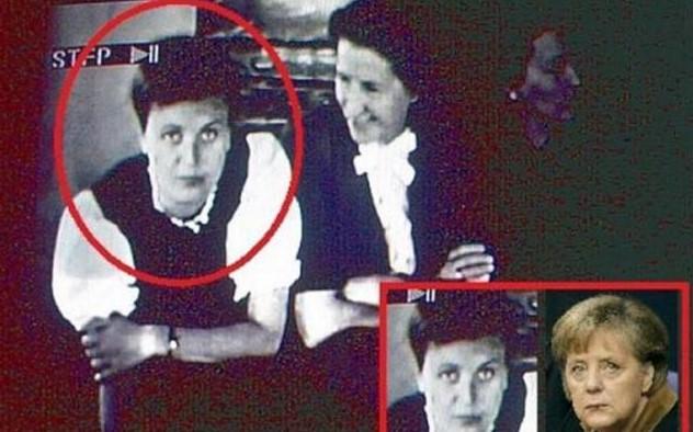 В Германия изтрещяха! Извадиха документи на КГБ, според които Ангела Меркел е дъщеря на самия Хитлер