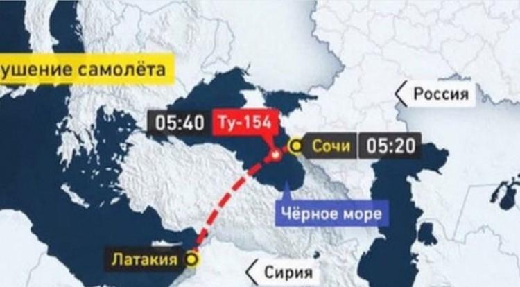 Черна Коледа за Русия! Самолет с 91 души на борда се разби в Черно море (СНИМКИ)