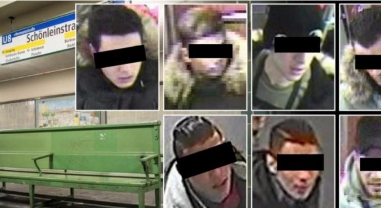 НОВ УЖАС В ГЕРМАНИЯ! БЕЖАНЦИ ЗАПАЛИХА ЖИВ ЧОВЕК в метрото! Полицията арестува шестима сирийци и… (ВИДЕО)