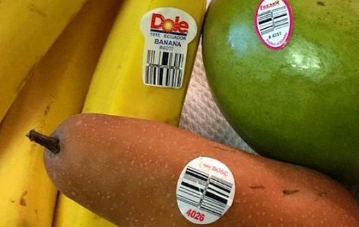 Етикетите на плодовете крият мръсни тайни! Бягайте далече, ако видите цифрата 8