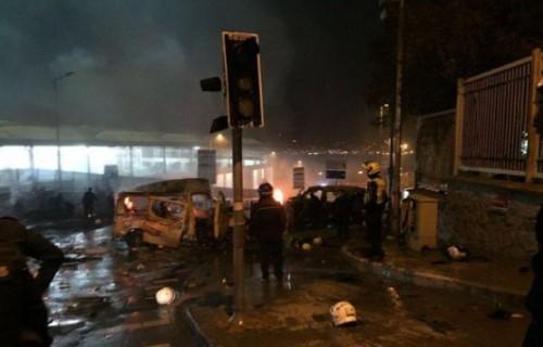 Кървава баня в Истанбул! 29 загинаха след бомбен атентат. Полицията арестува 10 терористи